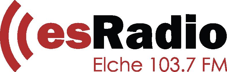 esRadio Elche 103.7 FM Retina Logo