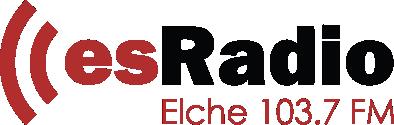 esRadio Elche 103.7 FM Logo