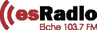 esRadio Elche 103.7 FM Mobile Logo